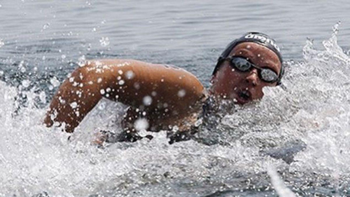 Kristel Köbrich termina quinta en los 10 km de Aguas Abiertas en Toronto 2015