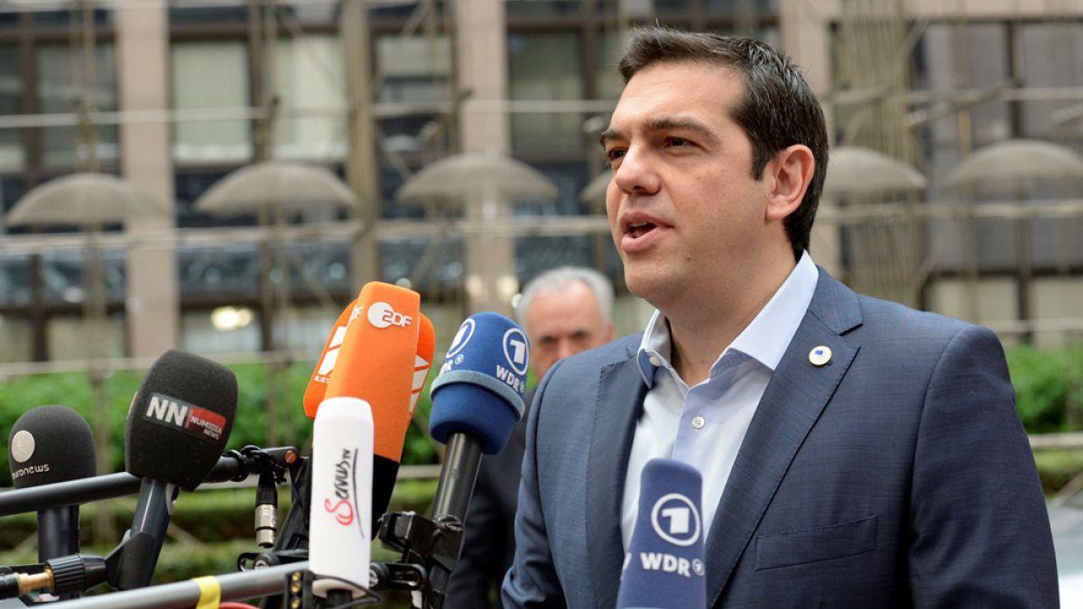 Tsipras: un acuerdo es posible esta noche si todas las partes lo quieren
