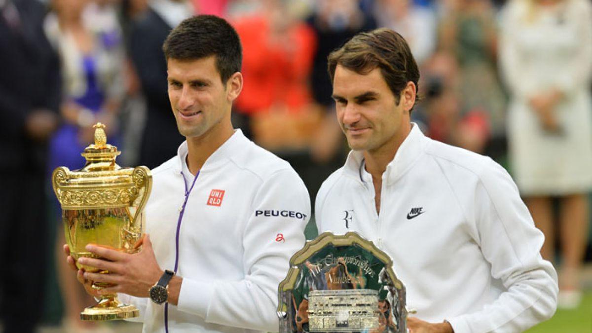 Djokovic derrota a Federer y gana su tercer Wimbledon