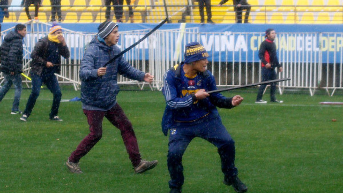 Sernac oficia a Everton por incidentes en Sausalito