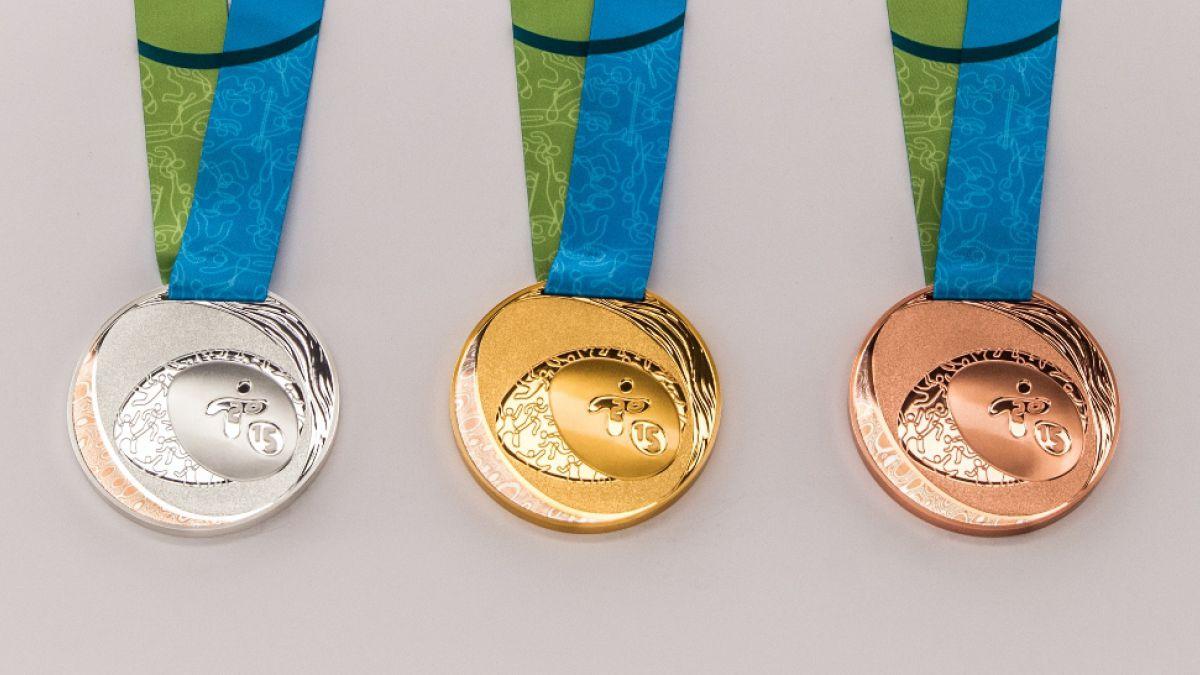 Medallas panamericanos