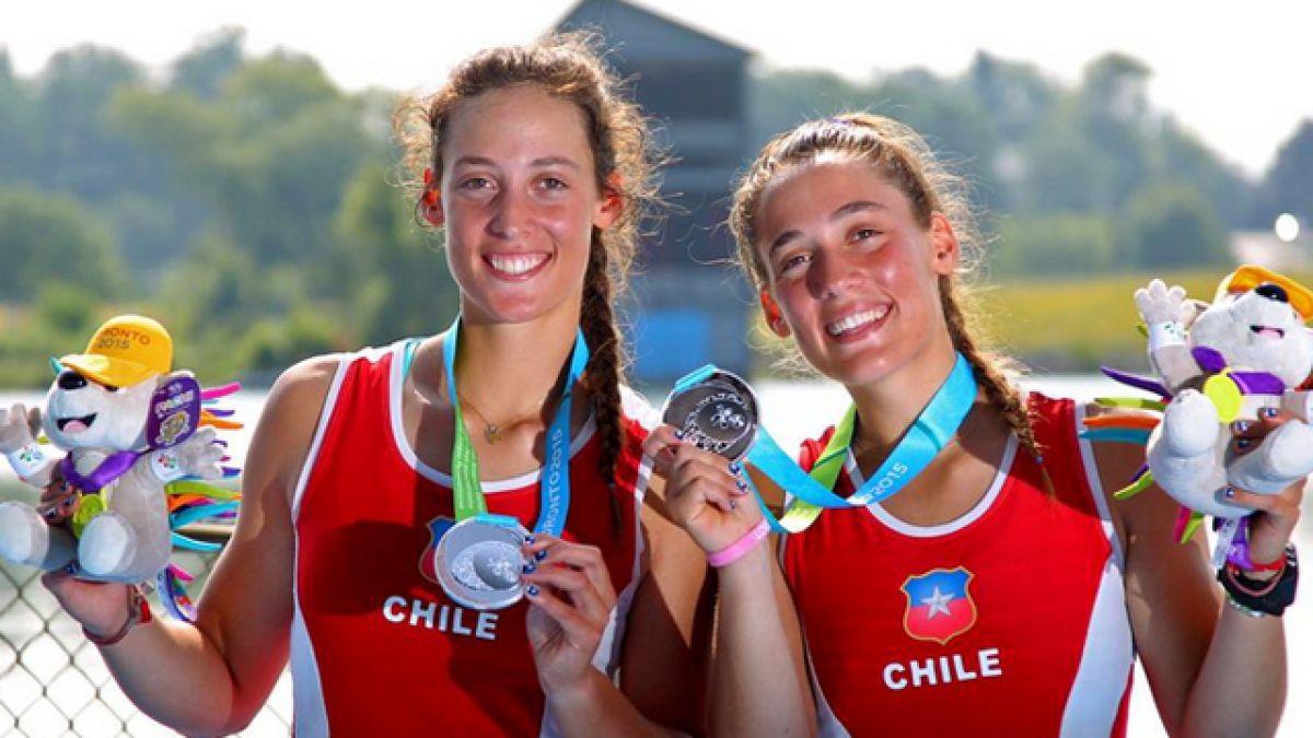 [VIDEO] En primera persona: los triunfos de los chilenos en Toronto 2015