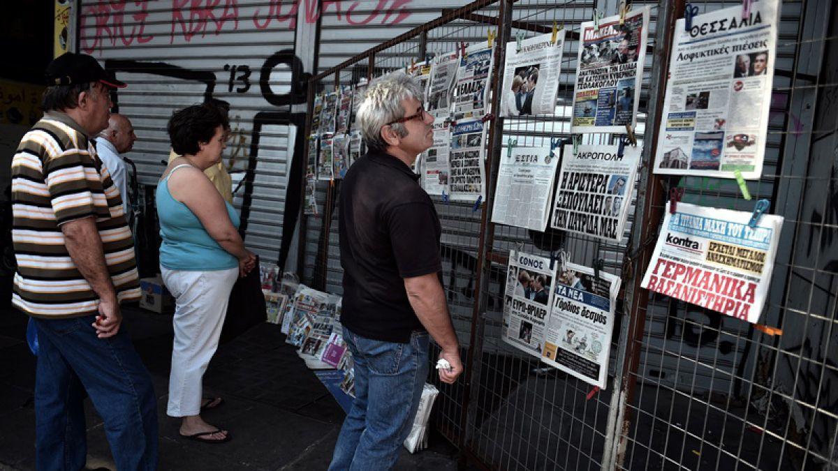Los líderes europeos reciben con alivio el acuerdo de Grecia