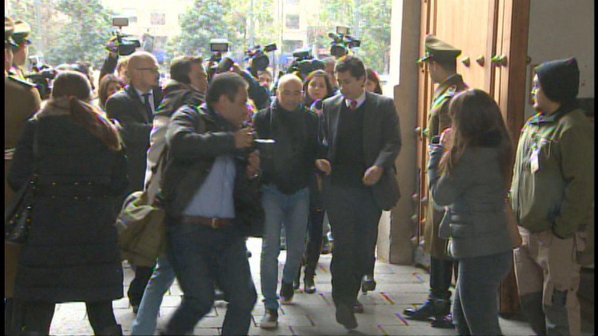 Sampaoli y cuerpo técnico de La Roja sostienen reunión con Bachelet en La Moneda
