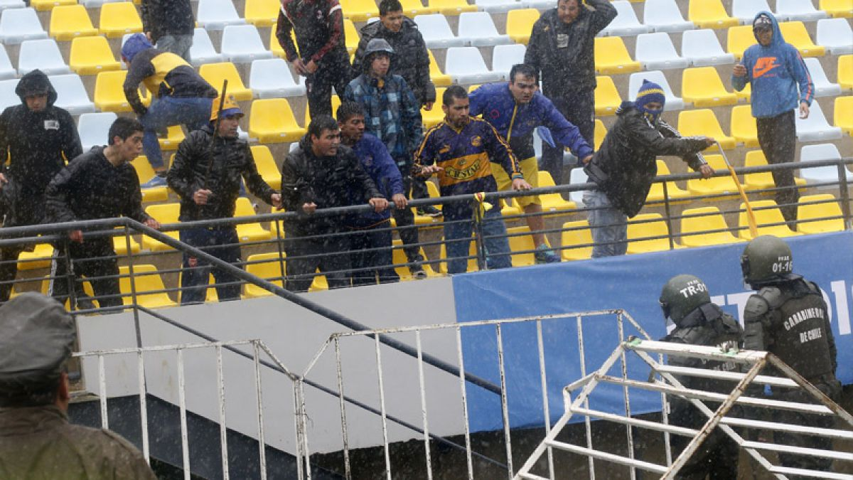 Las cuatro decisiones que se tomaron tras los incidentes del Estadio Sausalito