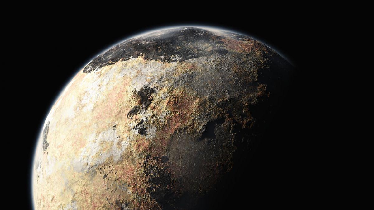 Pluton Charon