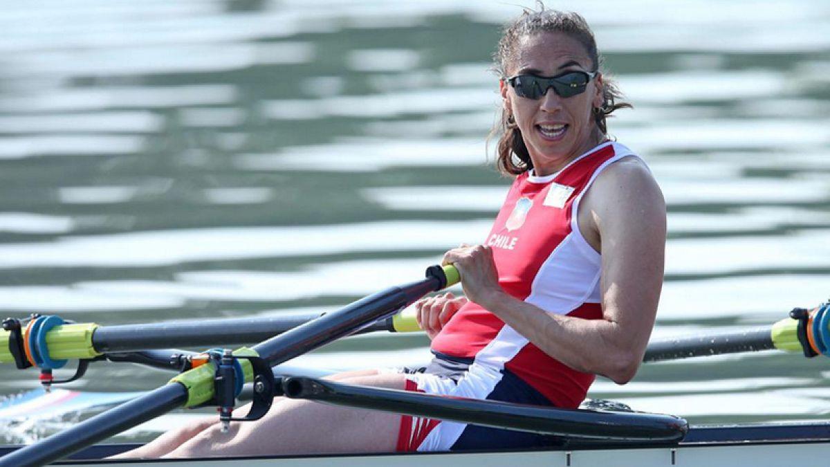 Soraya Jadue tras el bronce: Tener una medalla es un sueño