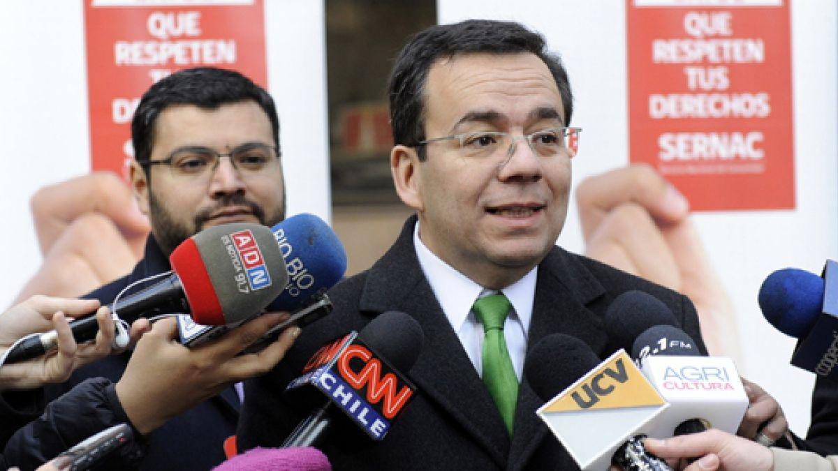 Gobierno y Sernac lanzan campaña de derechos de los consumidores sobre la garantía legal