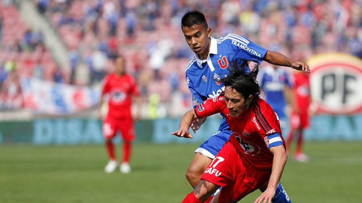 Chileno Joao Ortiz podría defender a la Selección peruana
