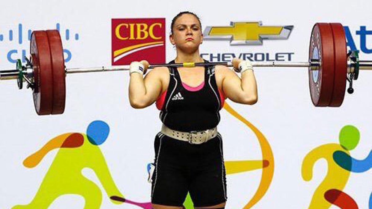 María Fernanda Valdés le da una nueva medalla de plata a Chile en Toronto 2015
