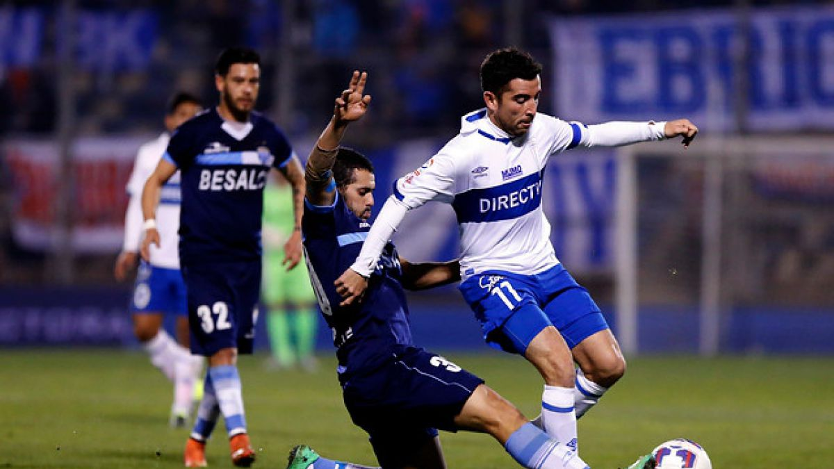 La UC no puede frente a Magallanes y suma su segunda derrota consecutiva en Copa Chile