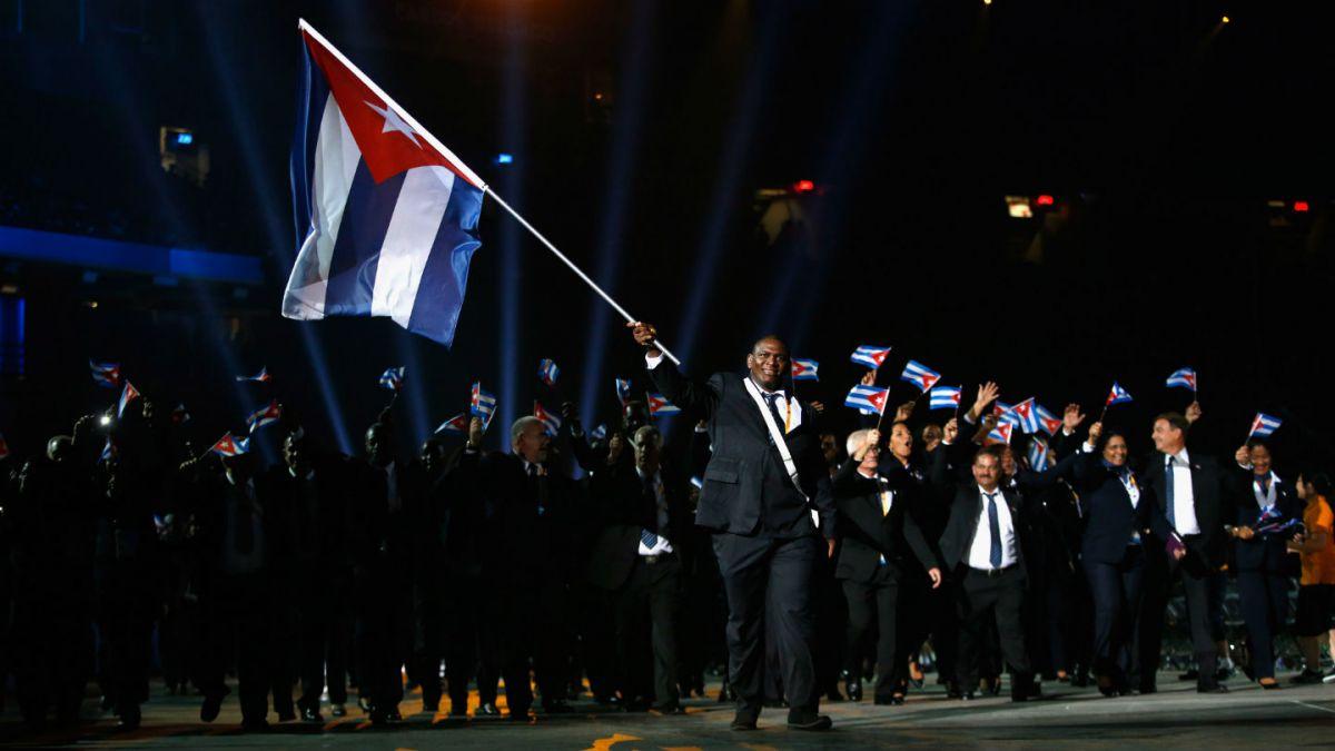 Seis atletas cubanos escapan de su delegación en Toronto