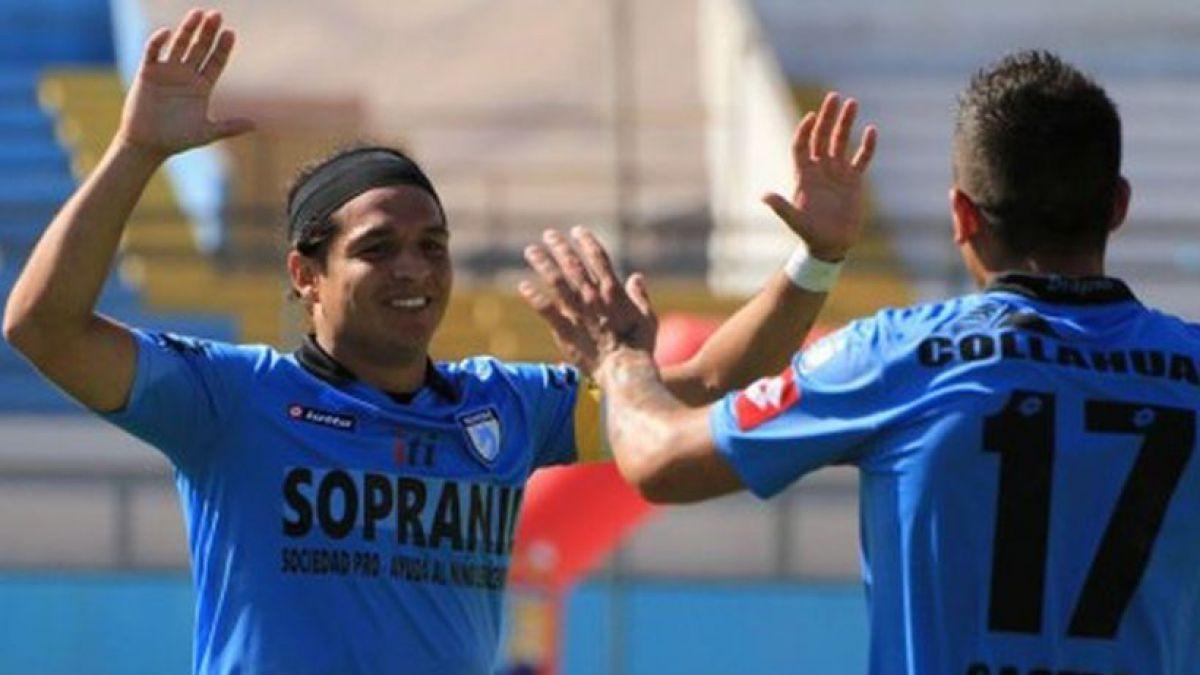 Detienen al futbolista Manuel Villalobos por conducir en estado de ebriedad