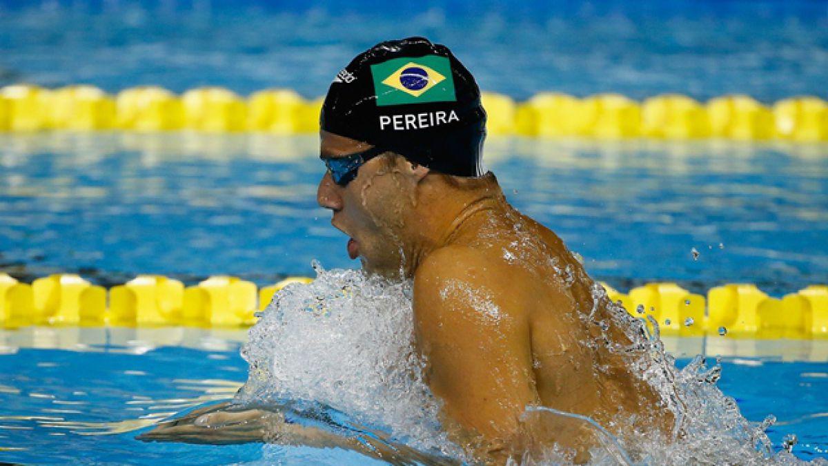 Toronto 2015: Brasil firme en su camino a conquistar la natación