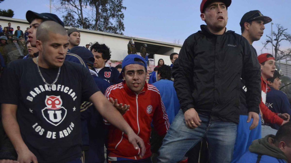 Partido entre Curicó y la U se jugará sin público visitante