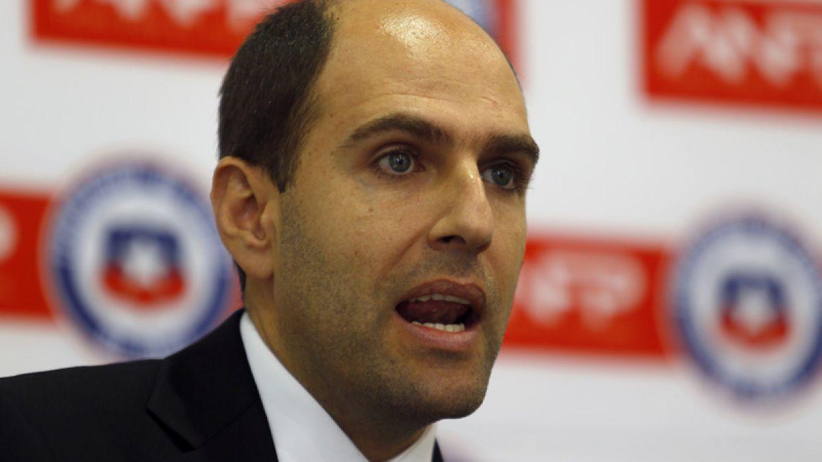 Sergio Jadue proyecta a Platini como sustituto de Blatter para la presidencia de la FIFA