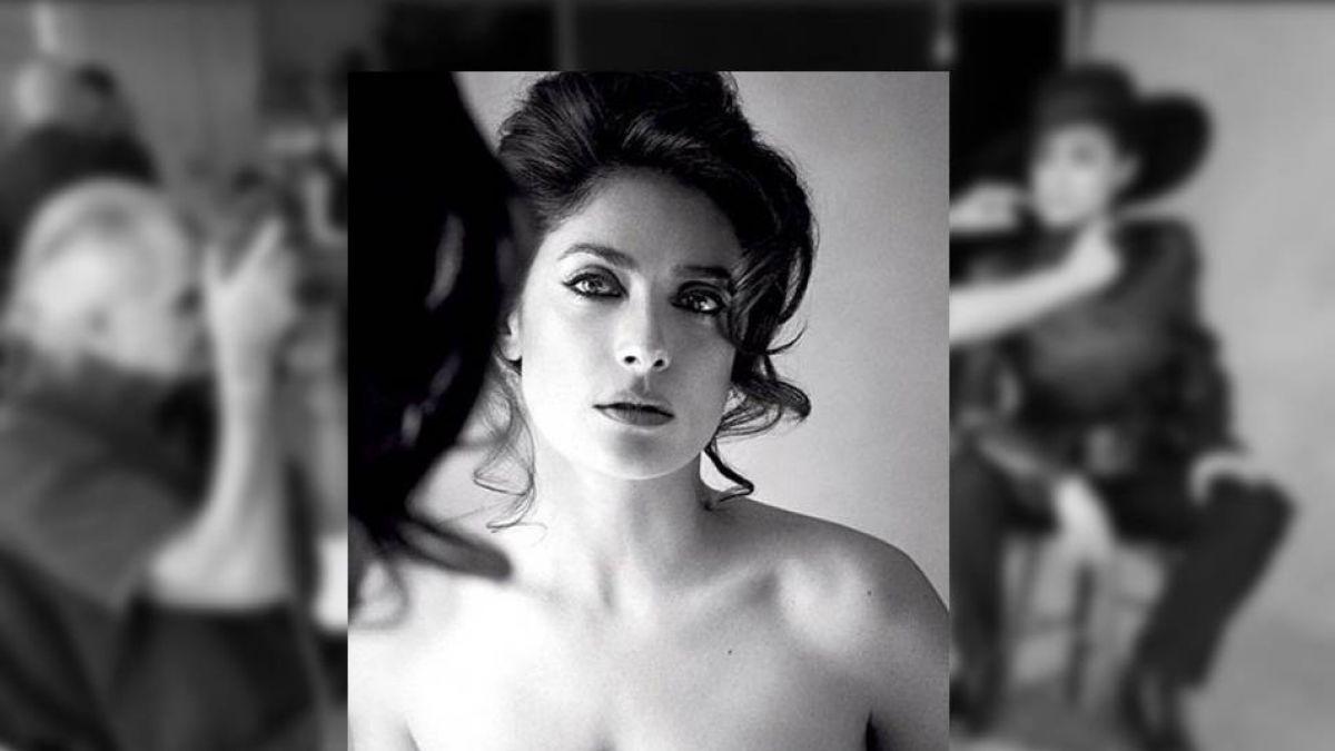 Can not Salma hayek desnuda