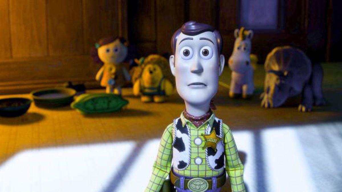 Revelaron el verdadero nombre de Woody de Toy Story