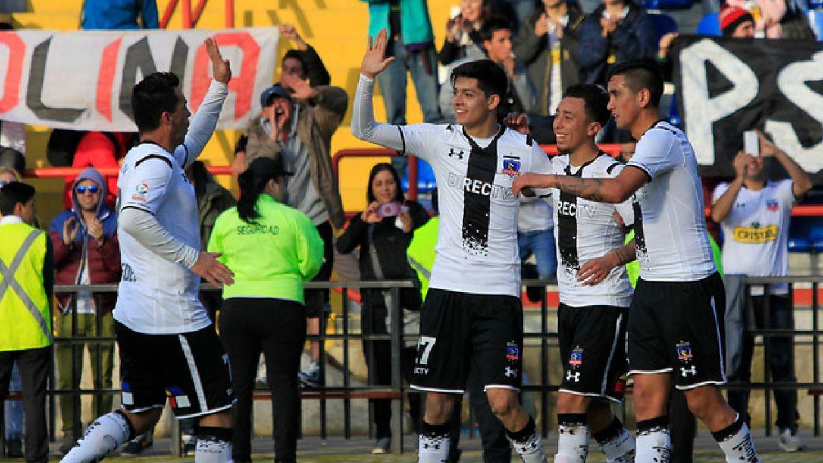 Colo Colo suma un nuevo triunfo y es líder del Grupo 7 de la Copa Chile