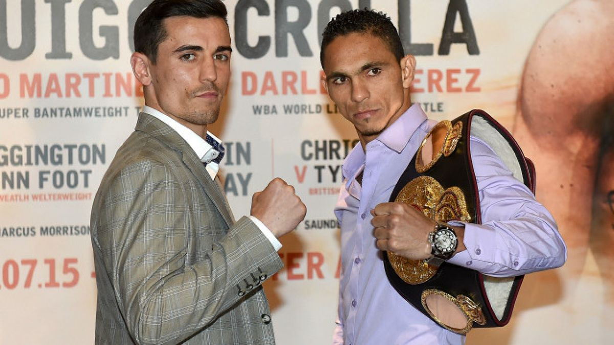 El campeón colombiano a quien el boxeo salvó del paramilitarismo