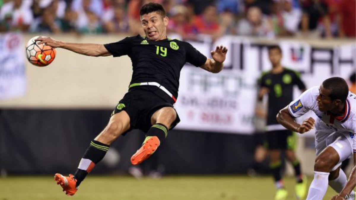 El polémico penal en el minuto 123 que llevó a México a semifinales de la Copa de Oro 2015