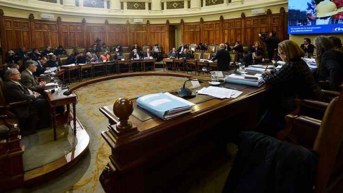 Comisión Trabajo Senado