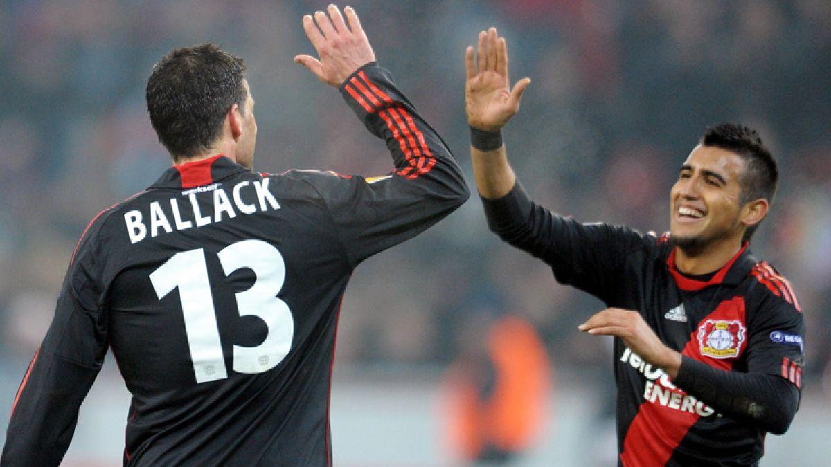 [VIDEO] Revive los mejores 5 goles de Arturo Vidal en Alemania