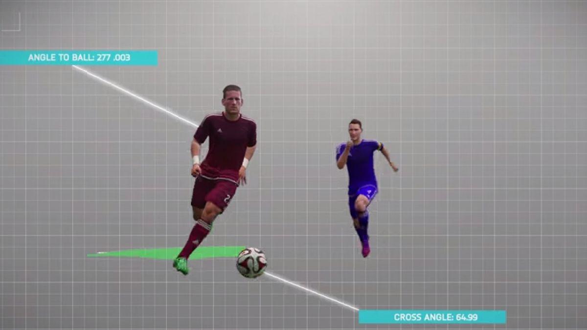 [VIDEO] Revisa los avances y mejoras que incluirá el FIFA 16