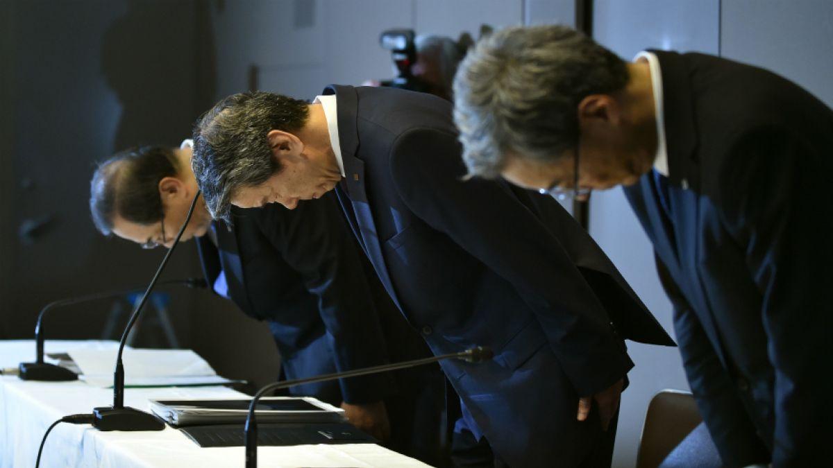 Renuncia presidente de Toshiba por irregularidades en las cuentas de la compañía
