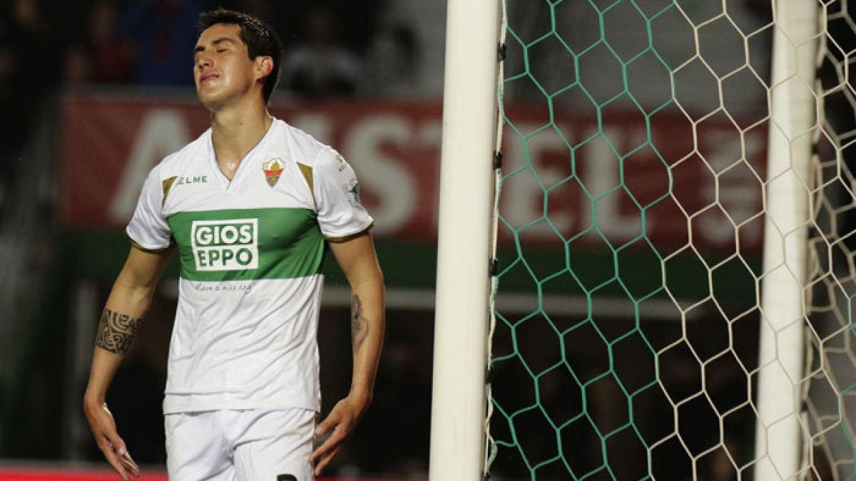 Audiencia Nacional confirma descenso de Elche a Segunda División en España
