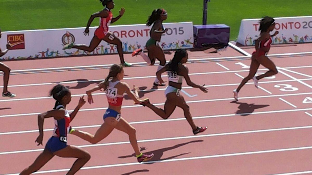 "Isidora Jiménez: ""Nunca había competido a un nivel tan bueno en 100 metros"""
