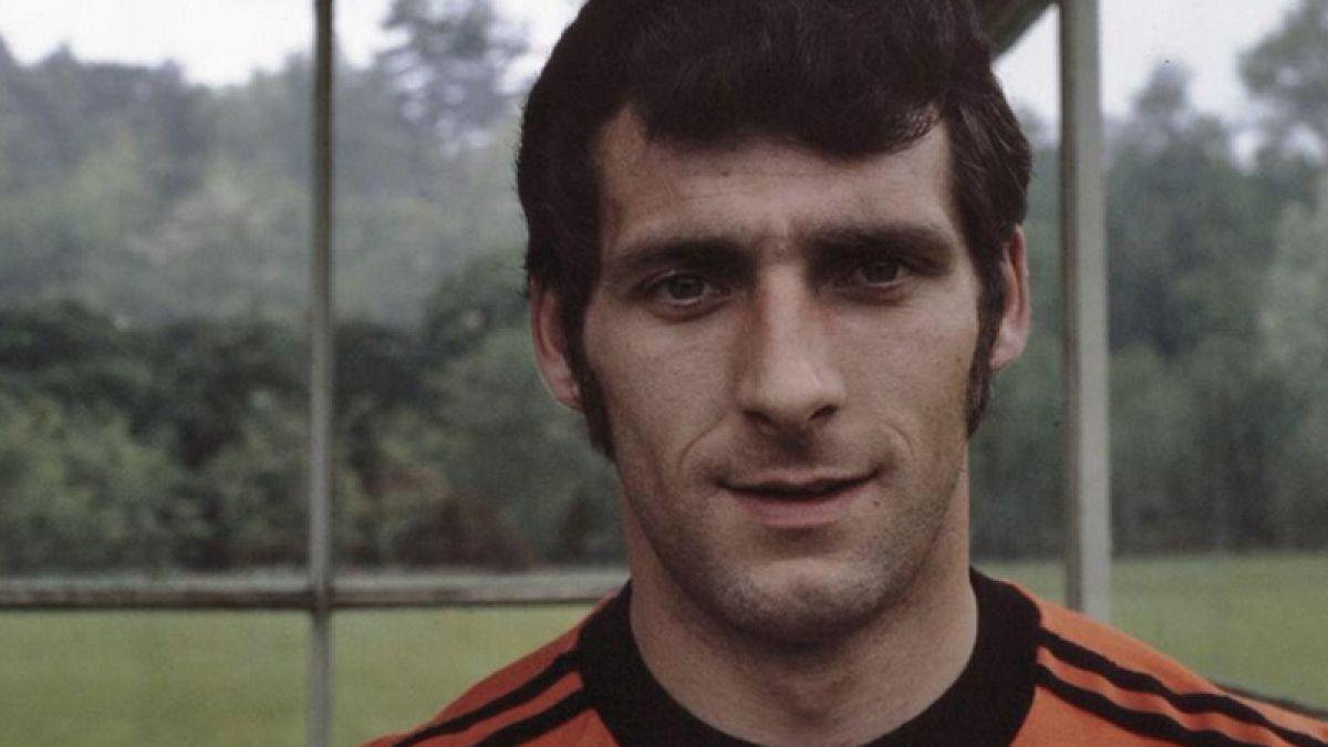 Muere Nanninga, delantero de la Naranja Mecánica y autor del gol de Holanda en la final de 1978