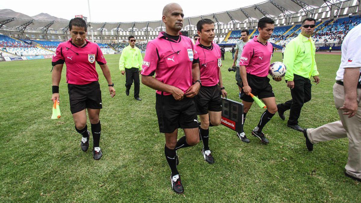 Los árbitros que dirigirán en la primera fecha del Torneo de Apertura