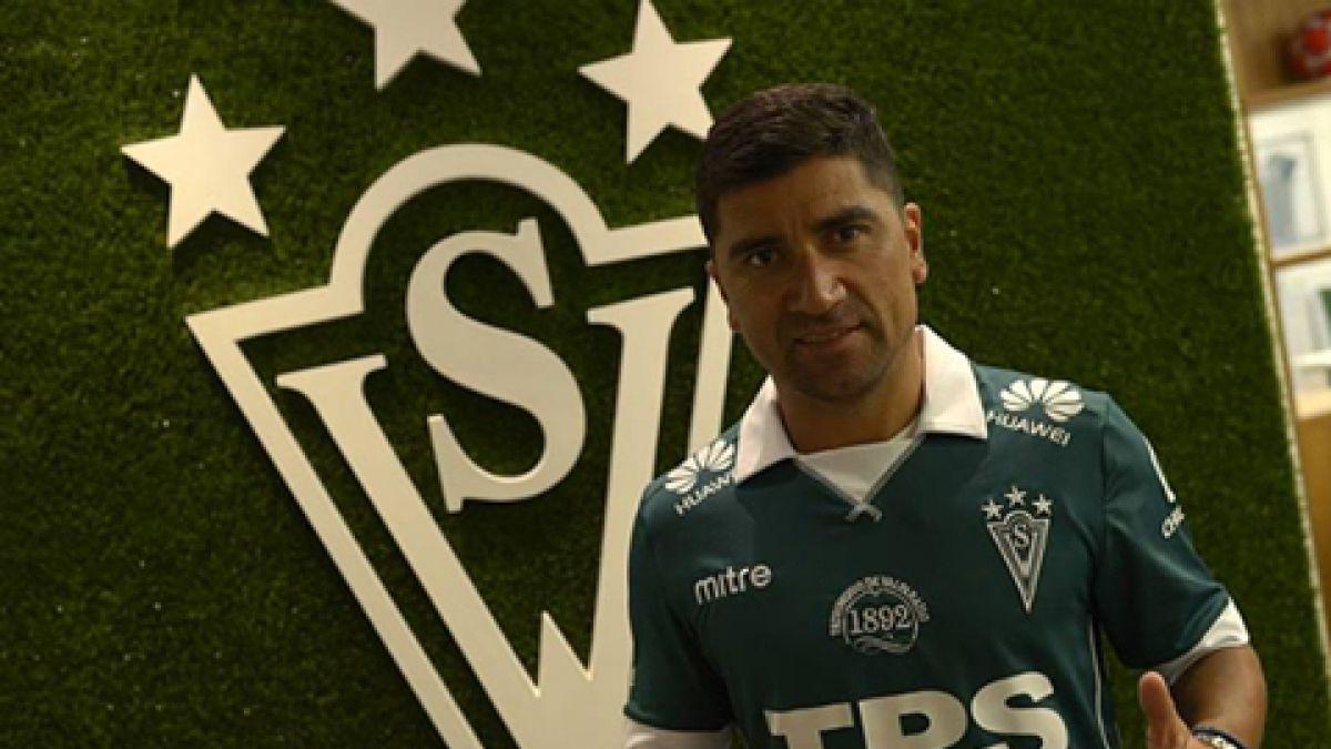 David Pizarro regresa a Santiago Wanderers