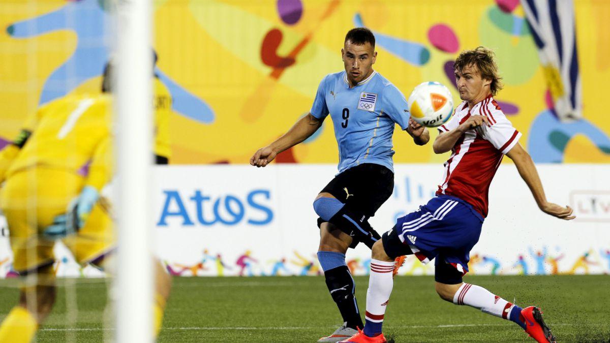 Juegos Panamericanos: Uruguay vence a Paraguay y jugará ante Brasil en las semifinales de fútbol