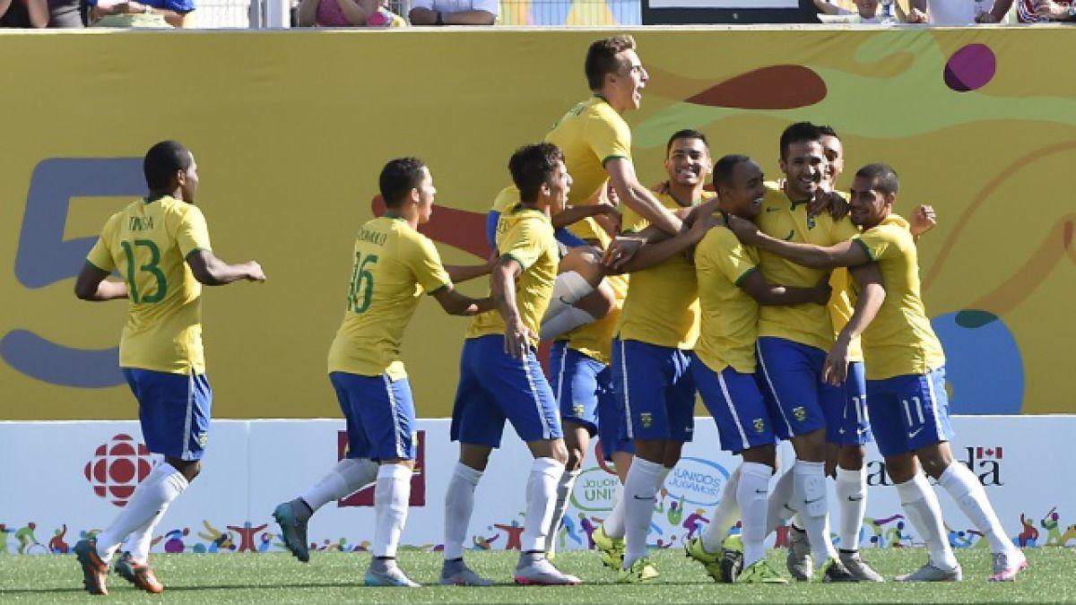 Brasil, Uruguay y la final del fútbol de Toronto 2015 en el horizonte