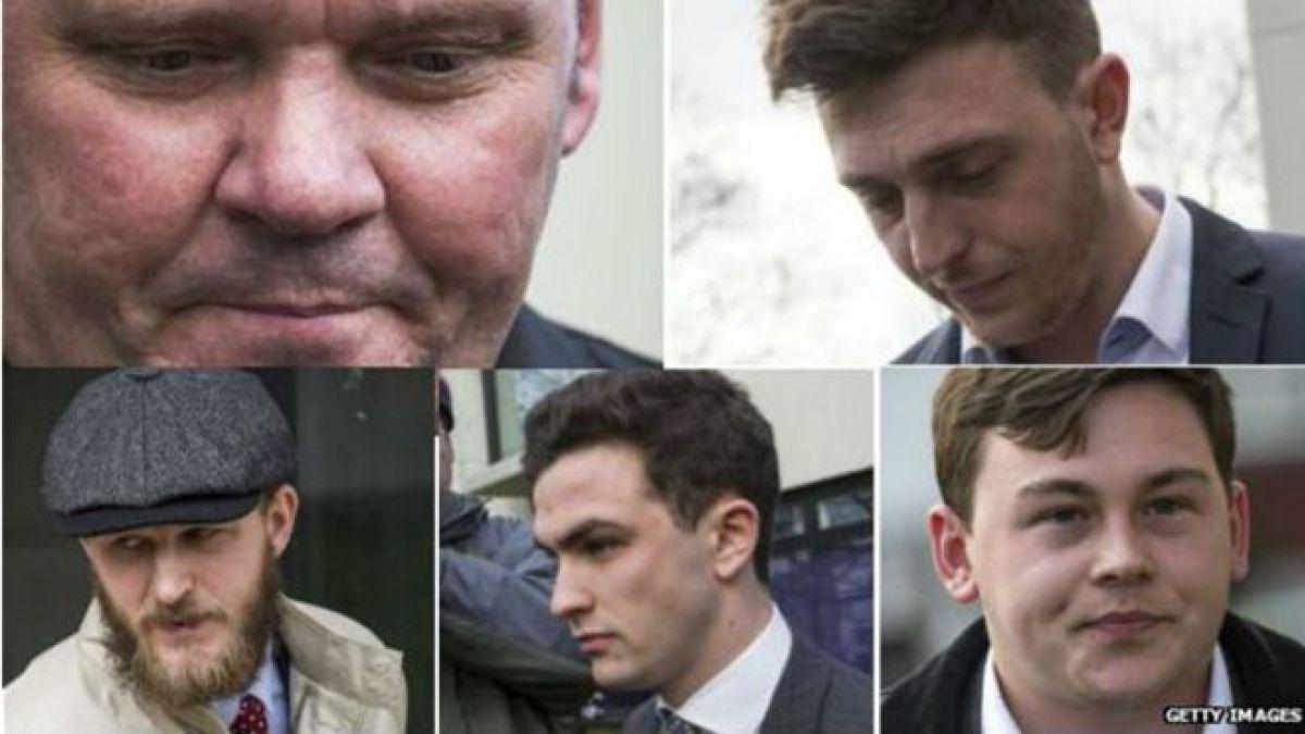 Los hinchas del Chelsea condenados por odio racista en el metro de París