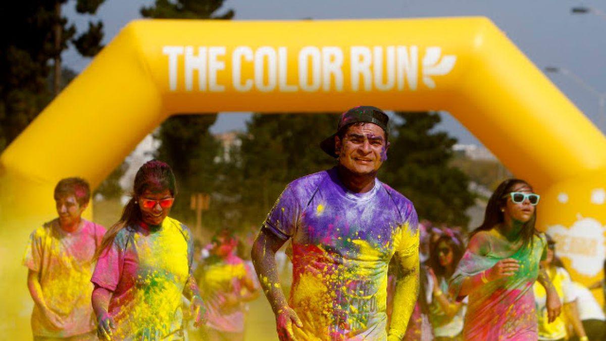 The Color Run recorre el país con nuevas fechas este segundo semestre