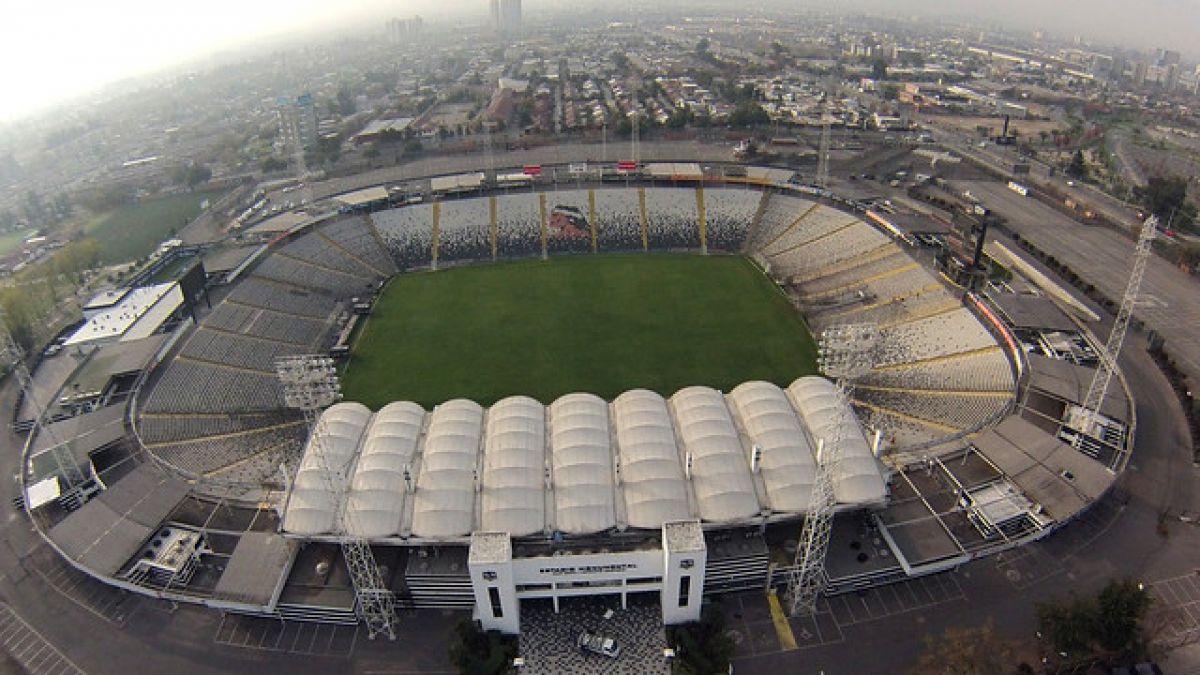 Colo Colo responde ante las dudas del origen del Estadio Monumental