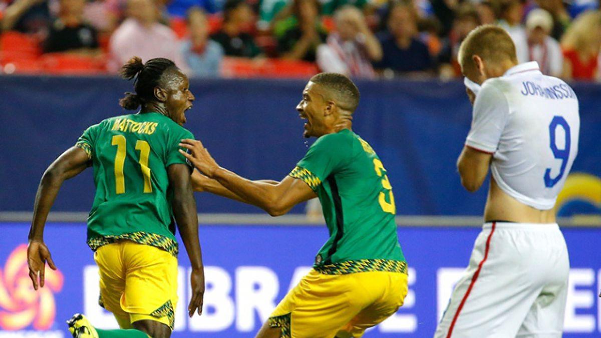 Jamaica es finalista de la Copa de Oro