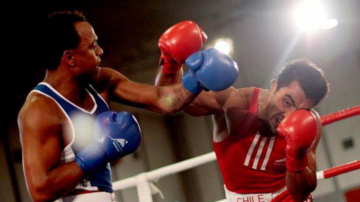 Chile suma una nueva medalla con el boxeo en Toronto 2015