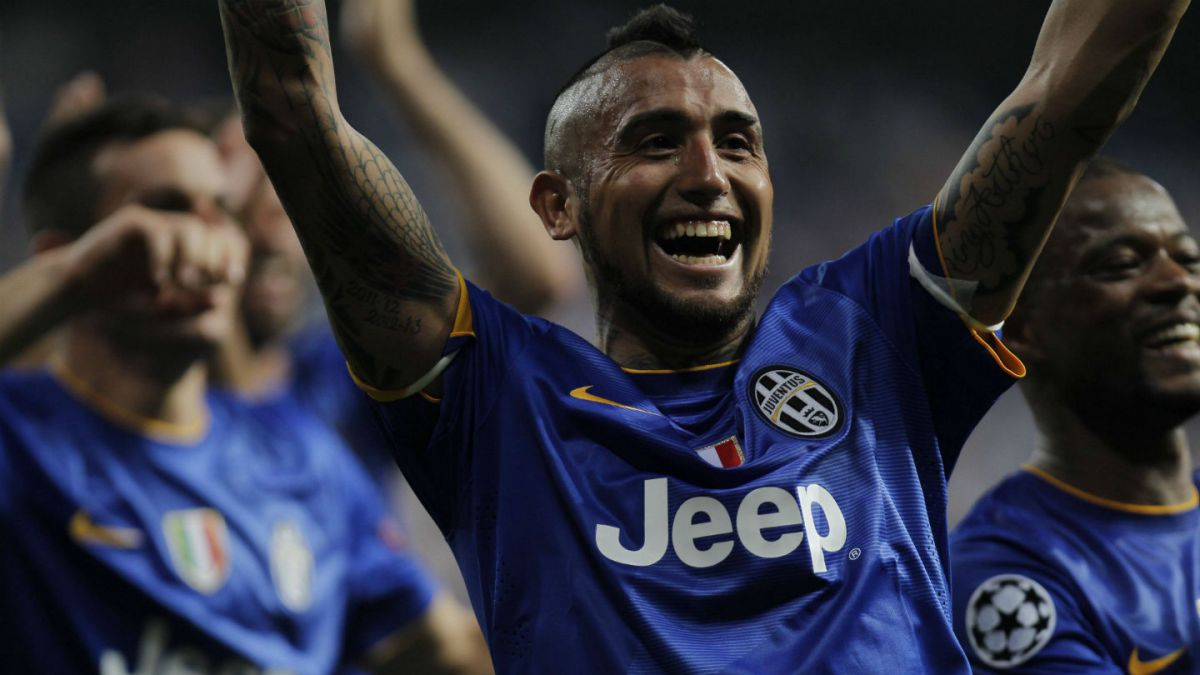 Arturo Vidal se despide de Juventus con emotivo mensaje