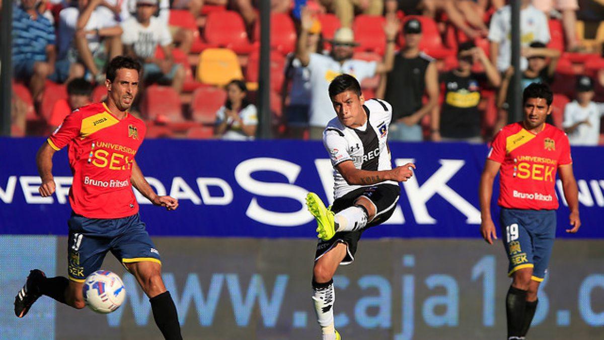 [FOTOS] Revisa la primera fecha del torneo de Apertura 2015