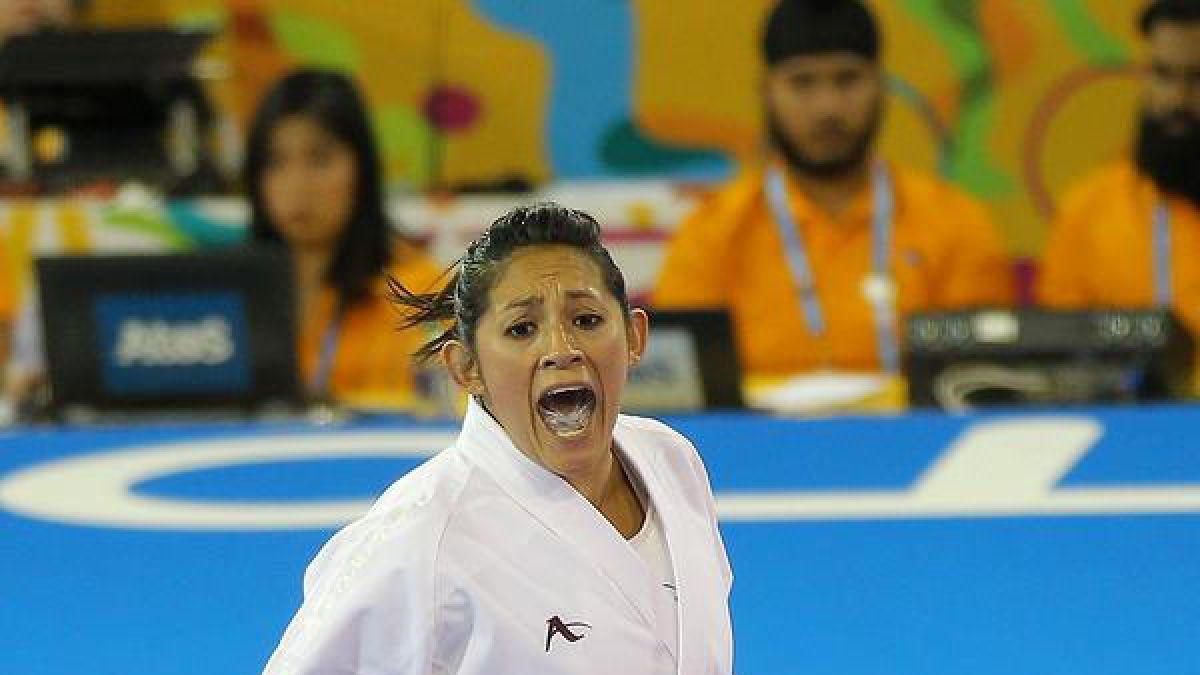 Karate entrega una nueva medalla de plata en Toronto