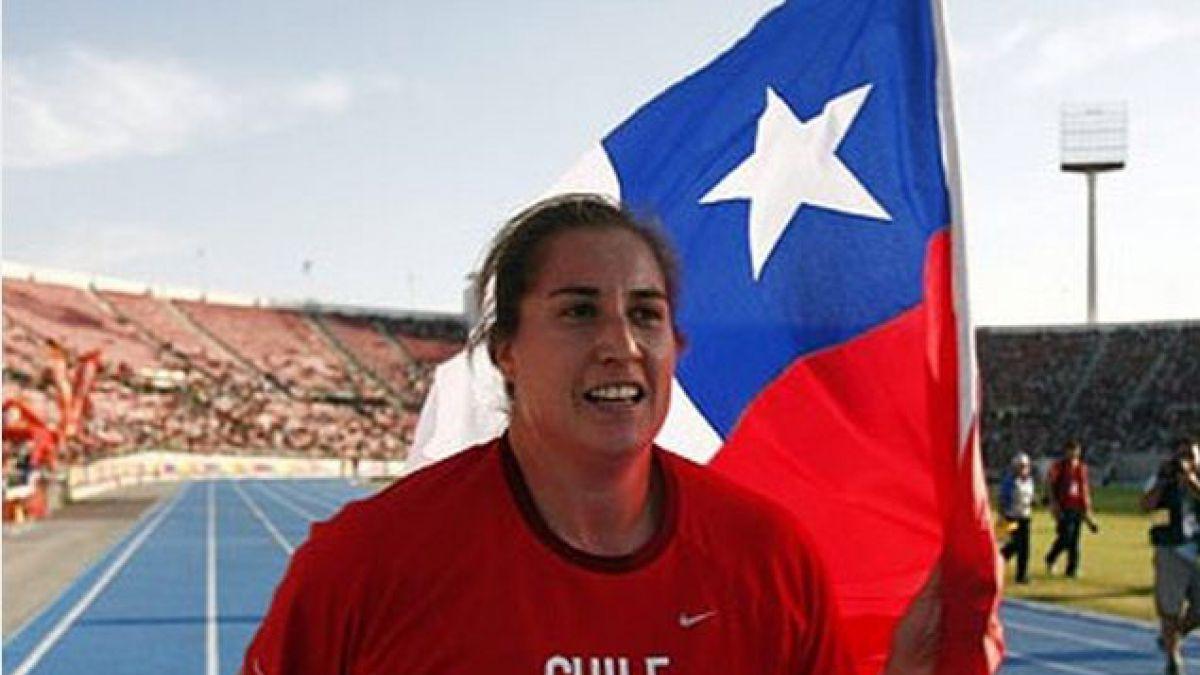 Karen Gallardo tras quinto lugar en final: Estoy tranquila porque es mi mejor marca del año