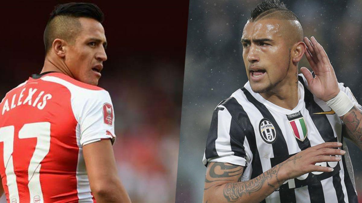 Las 30 transferencias más caras de futbolistas chilenos