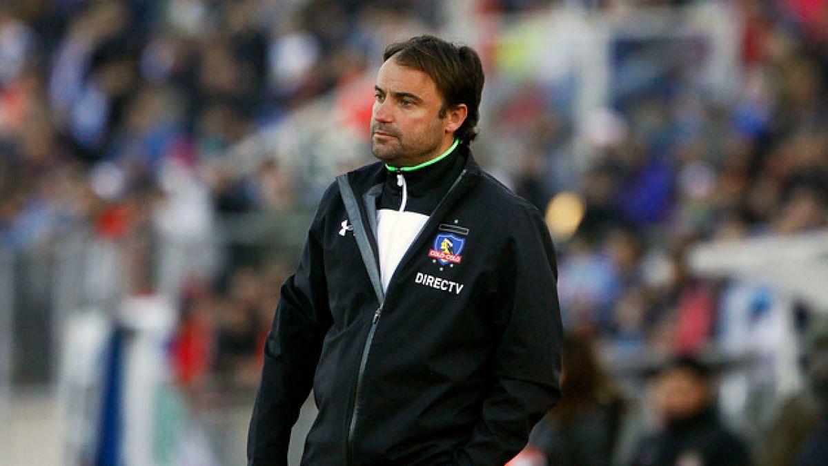 José Luis Sierra evita polémica con Jorge Valdivia