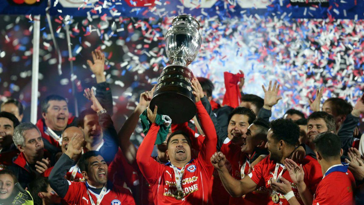 [FOTOS] Lanzan nuevo diseño de la camiseta que celebra el título de la Copa América