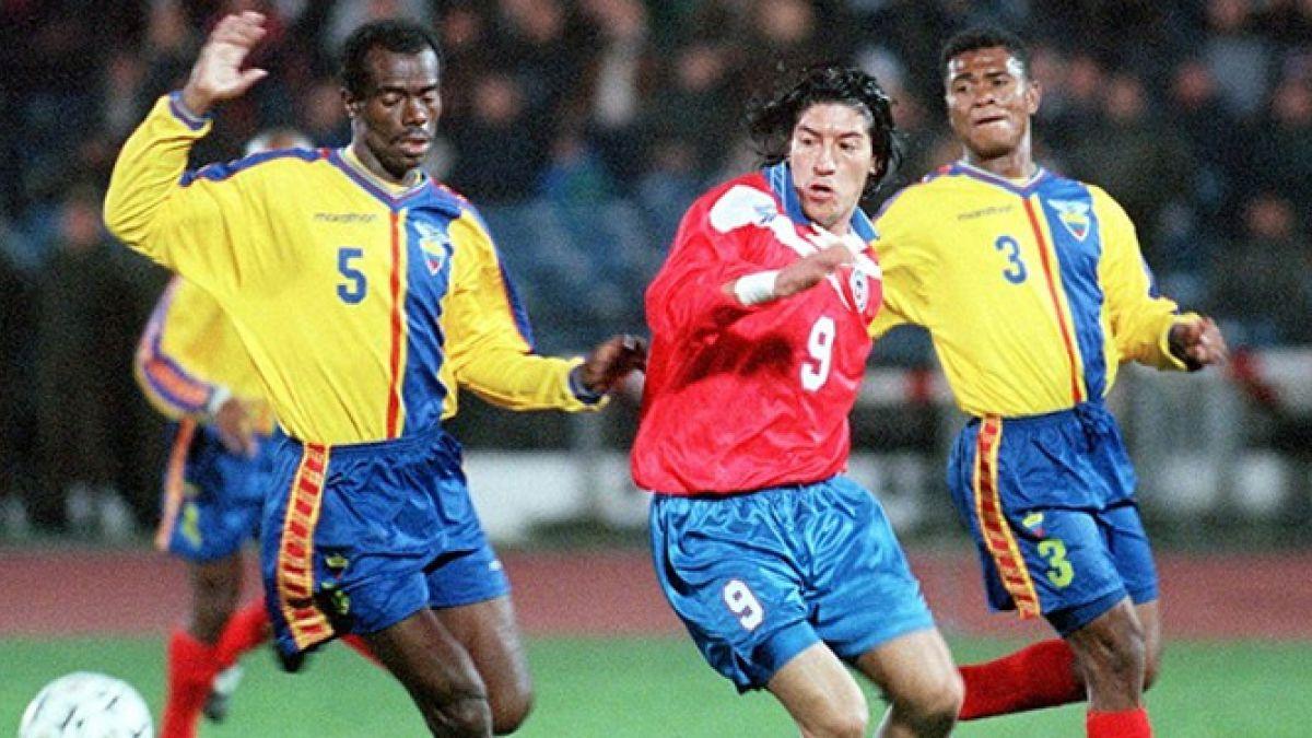 El frente a frente de Chile vs Ecuador en eliminatorias