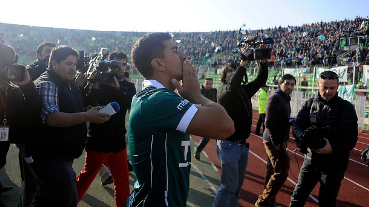Hasta las lágrimas: David Pizarro se emocionó en su presentación oficial